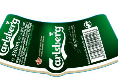 Carlsberg neck