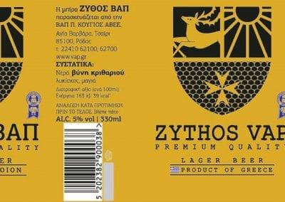 zythos VAP