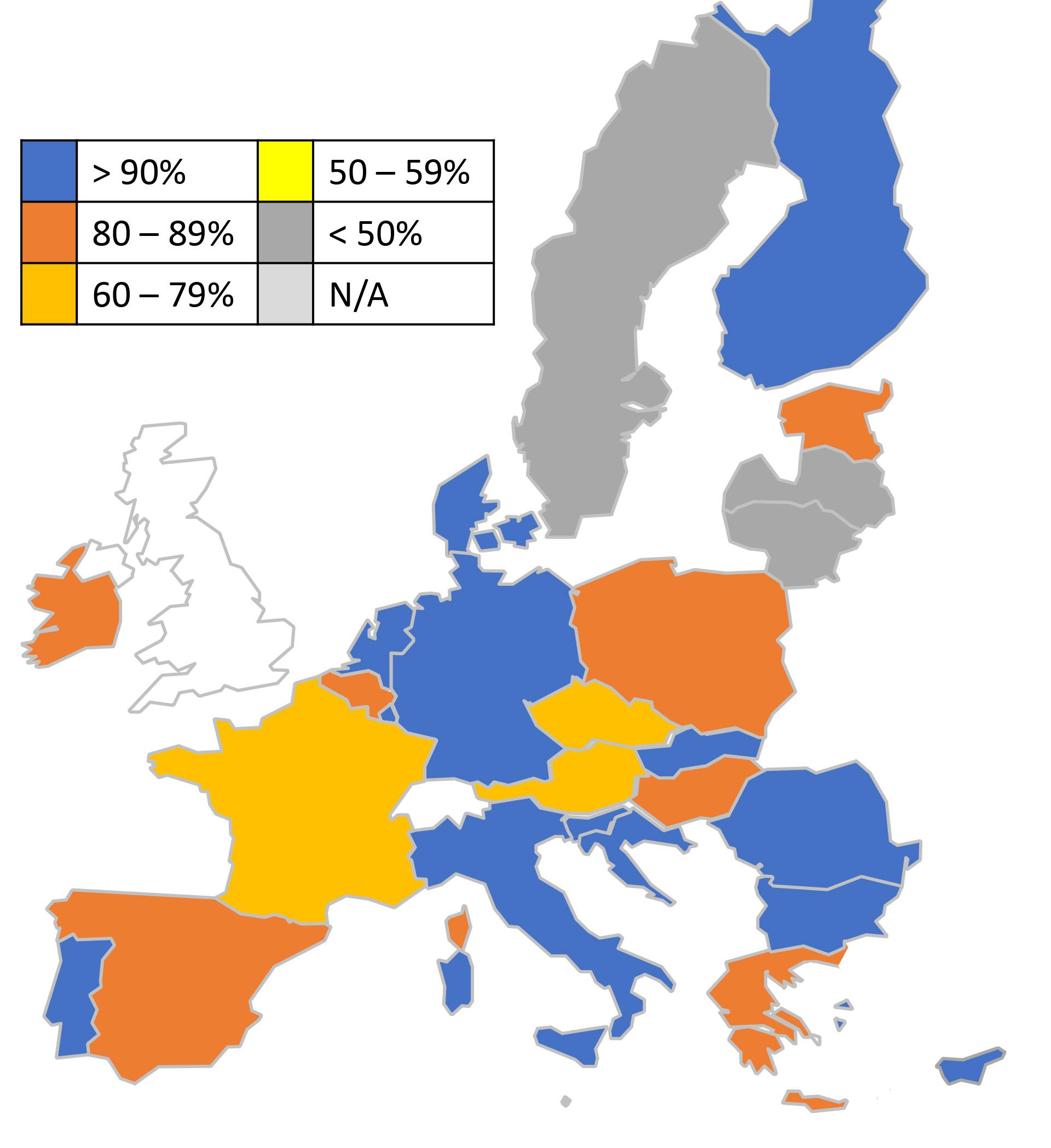 Beer labelling - Energy 2021